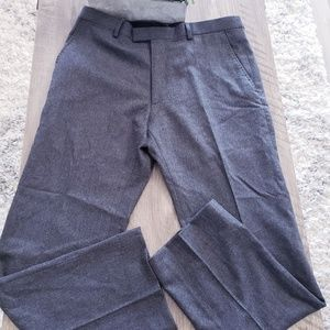 Banana Republic Pants - Banana Republic Tollegno 1900 Wool Cashmere Pant